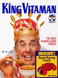 King Vitamin Cereal