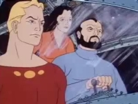 Flash, Dale and Zarkov