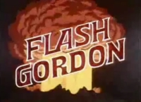 Flash Gordon Title