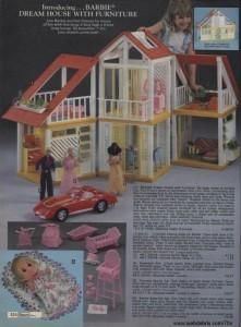 Barbie Dream House 1979