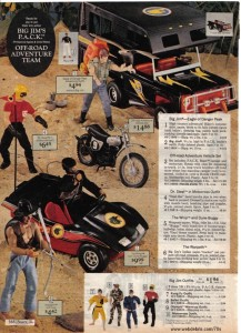 Big Jim's Off-Road Adventure Team 1975