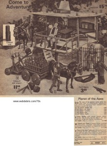 Planet of the Apes Action Figures