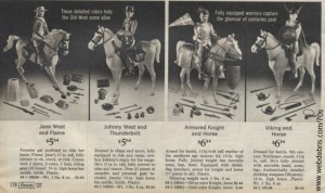Various Johnny West from 1971