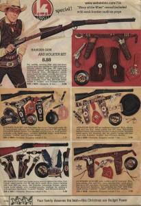 Cap Guns Spiegel 1972
