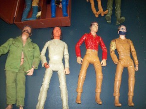 Johnny West Figures 1