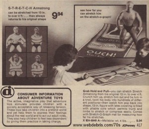 Stretch Armstrong 1976