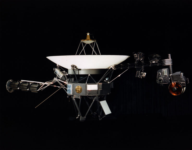 Voyager 1 and 2 – Remembering the 70s