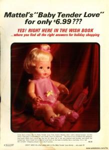 Baby Tender Love 1971