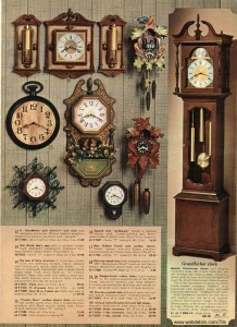 More Clocks from the 70s