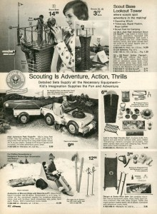 Official Scout High Adventure from 1974