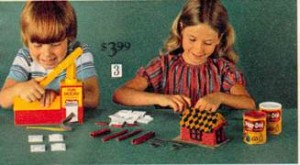 Play-Doh Fun Factory from 1972