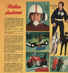 Action Jackson from 1972