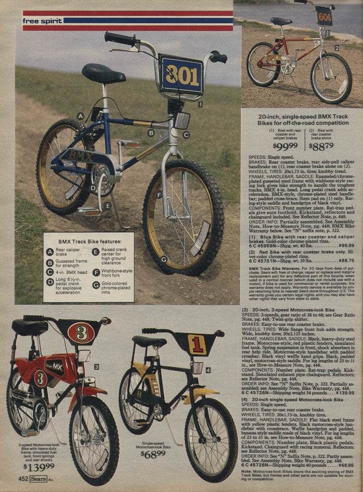 Free spirit bmx bikes from 1979 remembering the 70s free spirit bmx bikes from 1979 sciox Gallery