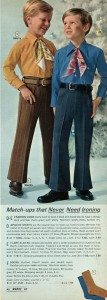 Boys Dress Clothes from 1971