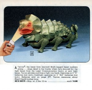 Terron, the beast from beyond - 1978
