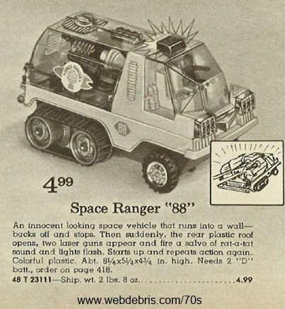 "Space Ranger ""88"""