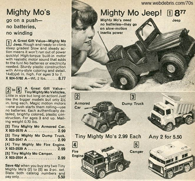 Tiny Might Mo from 1976