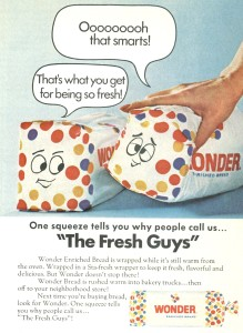 Wonder Bread Ad from the 70s