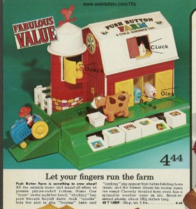 Push Button Farm from 1970