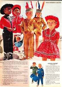 Kids Western Wear 1970 Part 3