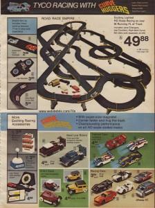 Tyco Racing - Curve Huggers - 1976