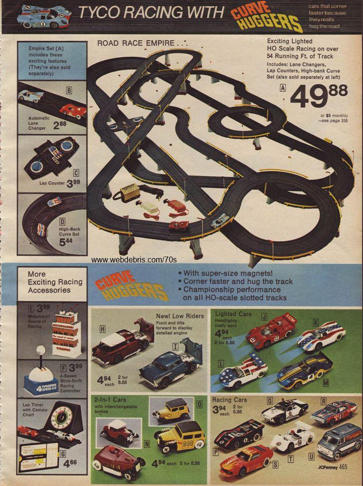 Tyco Ho Race Cars