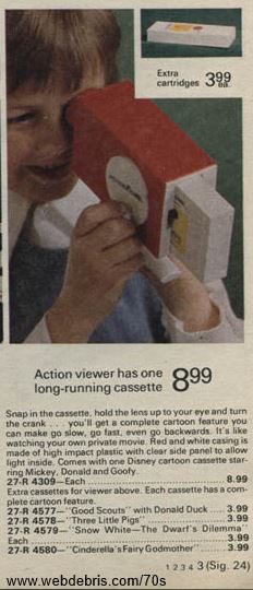 Action Viewer from 1972